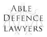 Able Defence Lawyers logo