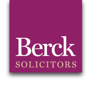 Berck Solicitors logo